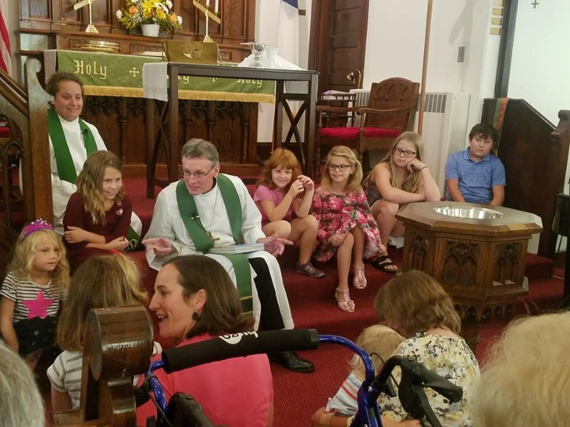 Bishop's Visit